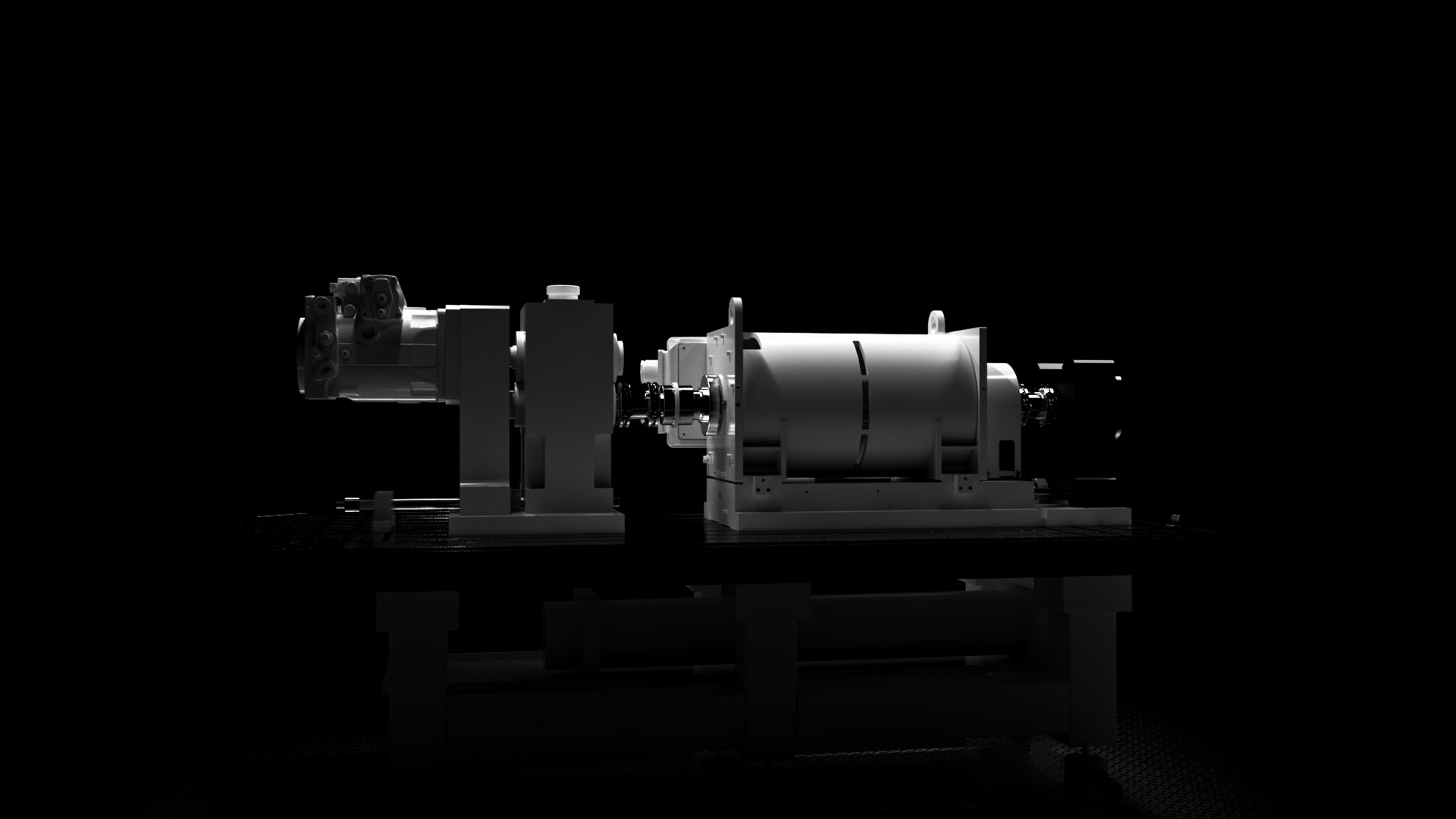 Animationsvideo für Hydrauliker